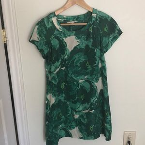 Banana Republic 100% silk dress